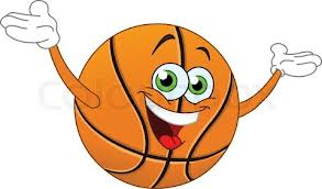 basketball smile