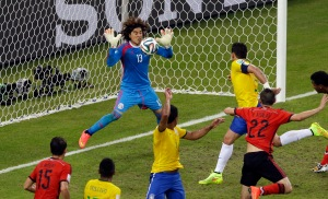 Brazil Soccer WCup Brazil Mexico   WCFO180